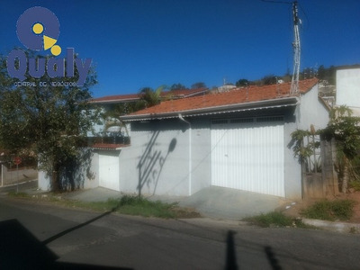 Casa Para Venda, 5 Dormitórios, Jardim Brasil - Amparo - 1260