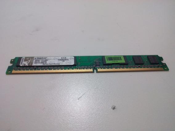 Memória Ram Micro Pc Kingston Ddr2 1gb 800mhz