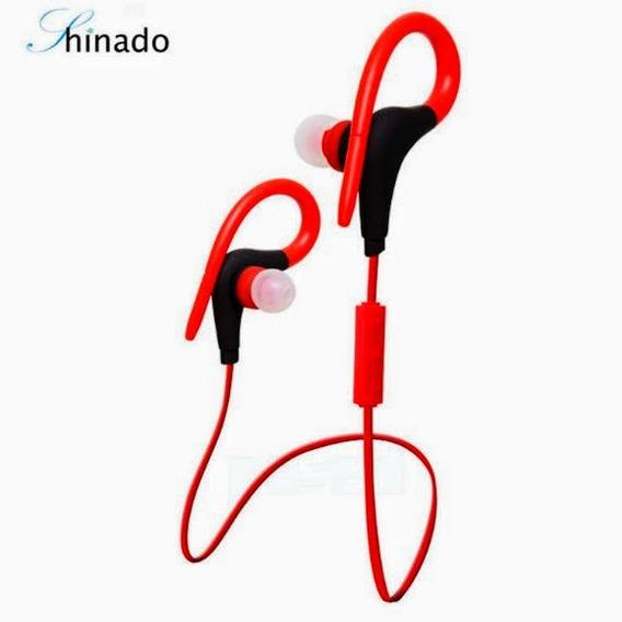 Fone De Ouvidos Estéreo Bluetooth Handsfree Supressão Ruídos