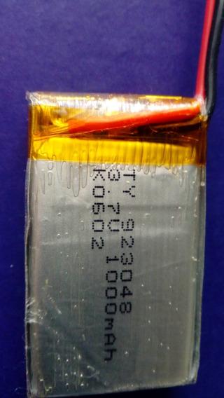 Bateria Recargable Para Juguetes Gps Tablet 3.7v 1000mah