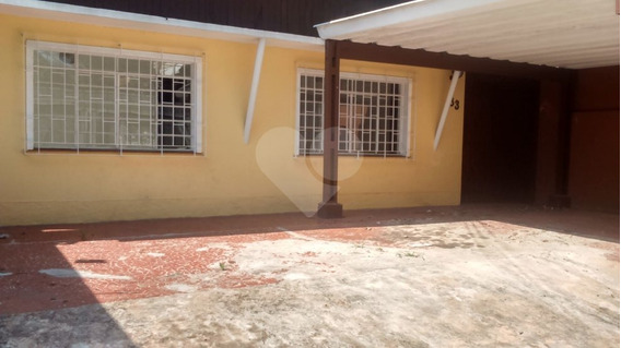 Casa Residencial/ Comercial - 6 Dorm - 4 Vagas - Para Locação No Jaguaré. - 85-im165887