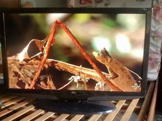 Tv Lcd Aoc 47 Pol D47h831 Digital Hdmi Full Hd (um Detalhe)