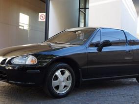 Honda Crx Civic Del Sol 1994 126.000 Ml