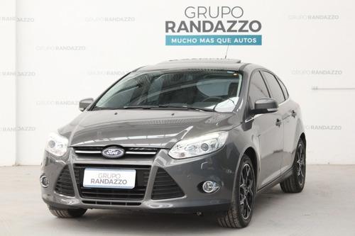 Ford  Focus  5p  2.0l N  At  Titanium  2014    La Plata  876