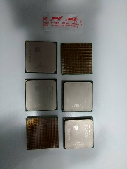Processador Amd Athlon Ii X3 425 2.7ghz Am2+/am3 Triple Core