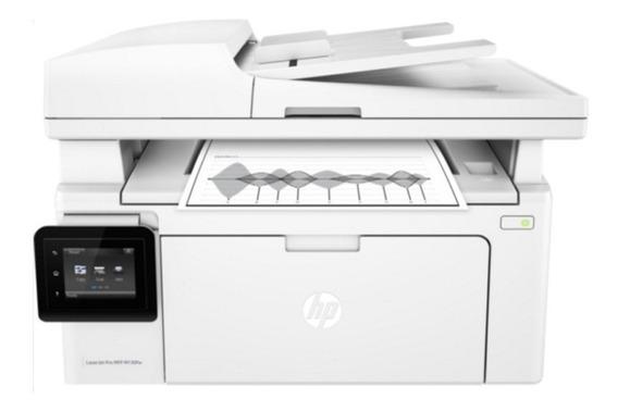 Impressora Hp Laserjet Pro M130fw Multifuncional Wifi 220vol