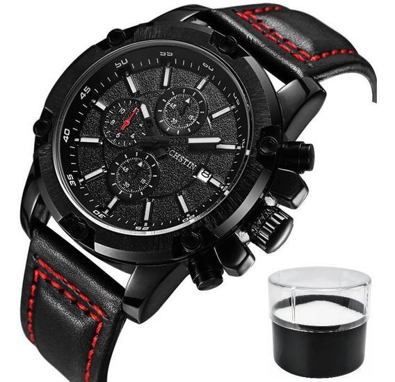 Relógio Ochstin 6075g Original Estojo Nota Fiscal Promoção