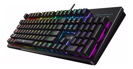 Genius Teclado Gamer Retroiluminado K10 Scorpion Cuotas