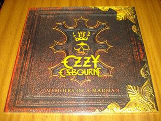 Vinilo Ozzy Osbourne / Memoirs Of Madman (nuevo Sellad) 2 Lp