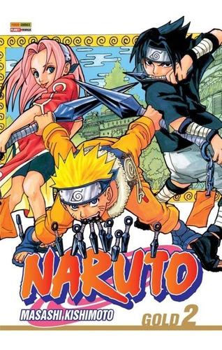 Naruto Gold Edição 02 - Reimpressão Panini