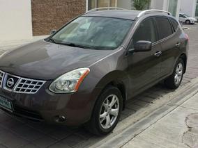 Nissan Rogue 5p Sl 2wd Piel Cvt 2.5l 2010