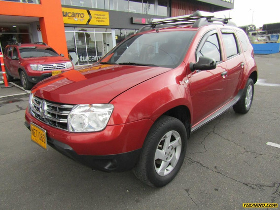 Renault Duster Expression Full Equipo