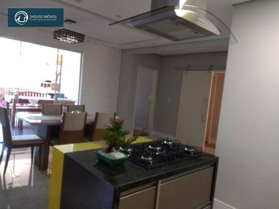 Casa Com 3 Dormitórios À Venda, 200 M² Por R$ 915.000,00 - Jardim Promeca - Várzea Paulista/sp - Ca3445