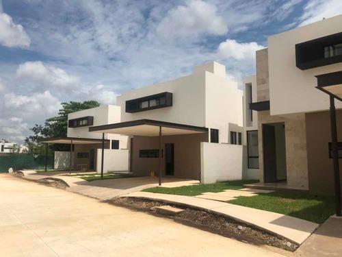 Privada De 7 Casas En Santa Gertrudis Copó
