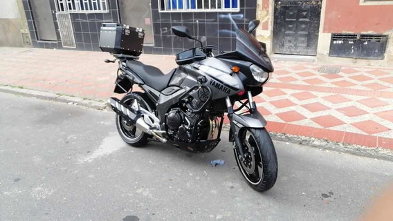 Yamaha Tmd 900