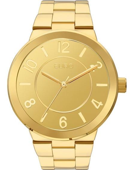 Relógio Euro Feminino Barato Garantia Original Nfe