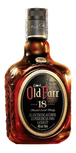 Whisky Old Parr 18 Años X 750ml