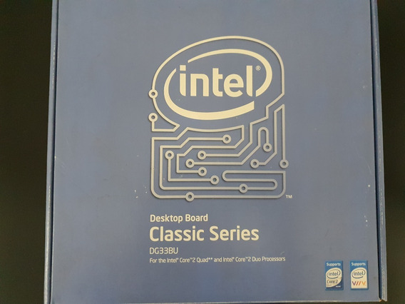 Placa Mae Intel Dg33bu