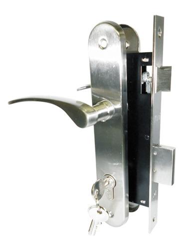 Juego Cerradura Incrustrar  45mm Safe