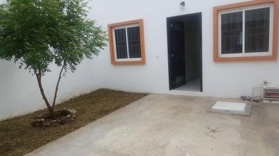 Vendo Casa De Dos Recamaras Terreno 120 M2
