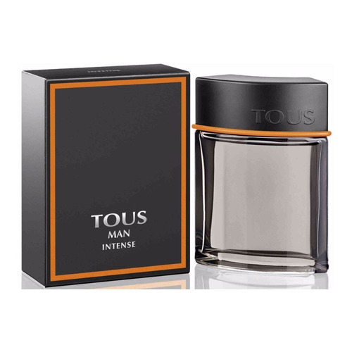 Perfume Original Tous Man Intense Para - mL a $1299