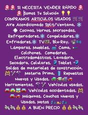 Compro Carros Accidentados, Reloj , Muebles, Tv, Aires
