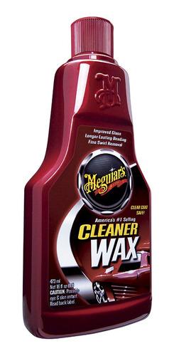 Cera Cleaner Wax P/meguiars (liquida) X 473 Ml #1002 Meguiars G002-09-14-01