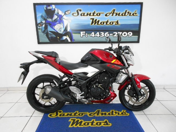 Yamaha Mt 03 Abs 2017 14.000kms