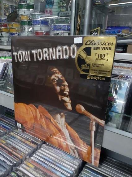 Lp - Toni Tornado - B.r.3