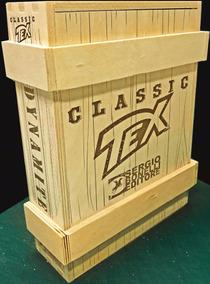 Tex Classic Caixa Dynamite - Sbe - Bonellihq C19