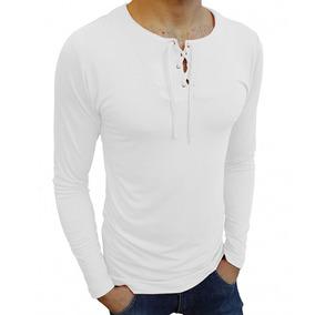 85b5b25a89 Bata Branca Colcci - Camisa Casual Masculinas no Mercado Livre Brasil