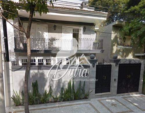 Casa Moema 379m² 4 Dormitórios 4 Suítes 4 Vagas Depósito - C4e6-c3c7
