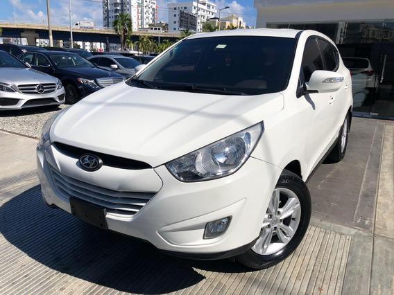 Hyundai Tucson 2012 Piel (nueva)