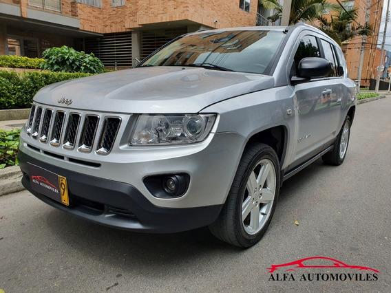 Jeep Compass Limited 2.400cc 4x4 A/t 2012