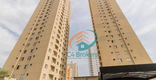 Imagem 1 de 20 de Apartamento Com 2 Dormitórios À Venda, 55 M² Por R$ 310.000,00 - Vila Moreira - Guarulhos/sp - Ap1902