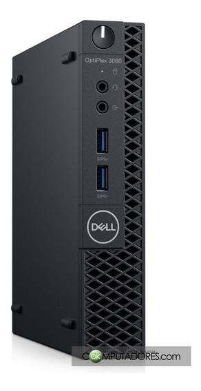 Computador Dell Optiplex 3060m Pentium G5500t -4gb- Hd 500g