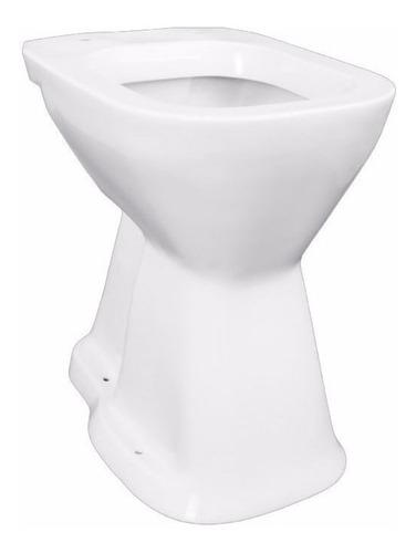 Inodoro Corto Alto Integral Para Baño De Discapacitado Envio