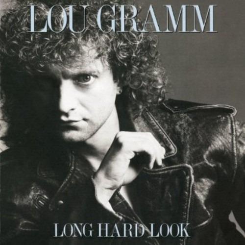 Lou Gramm Long Hard Look Cd Import