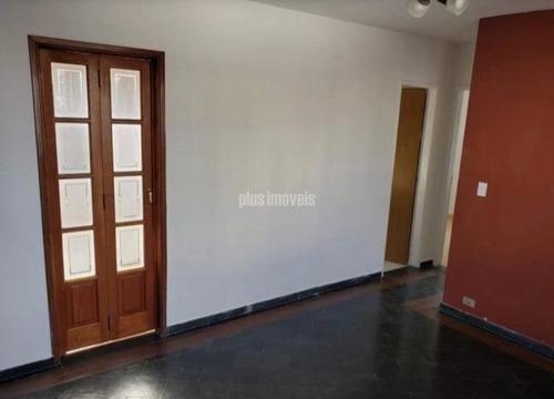 Imagem 1 de 15 de Apartamento Para Locação No Bairro Vila Mariana Em São Paulo - Cod: Mi130698 - Mi130698