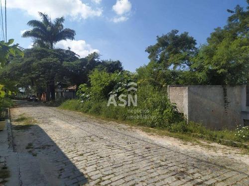 Imagem 1 de 4 de Terreno À Venda, 600 M² Por R$ 210.000,00 - Novo Rio Das Ostras - Rio Das Ostras/rj - Te0508