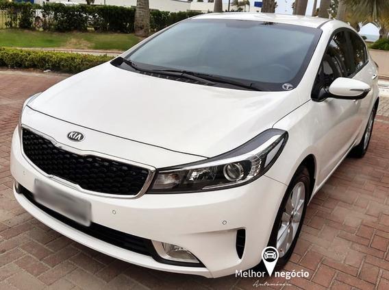 Kia Cerato 1.6 Flex Aut. 2017 Branco