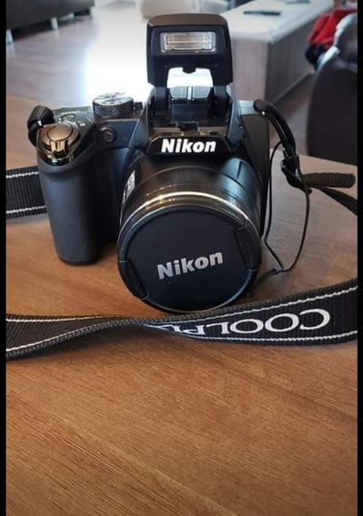 Câmera Semi Profissional Nikon Coolpix P100