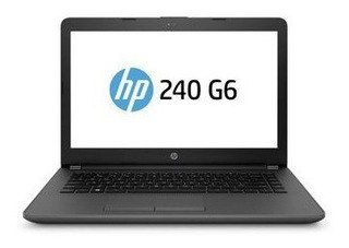 Notebook Hp 240 G6 Core I3