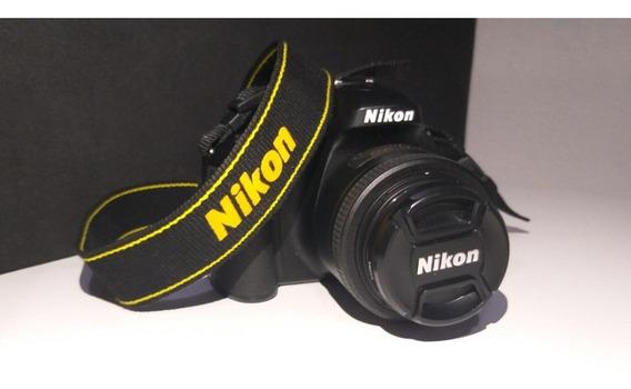 Câmera Nikon D5200 Seminova + Lente + Carregador + Bolsa