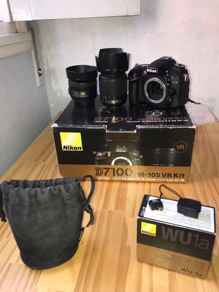 Nikon D7100-nikkor Af-s 35mmf1.8- Nikkor Af-s 55-200mmf4-5.6