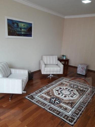 Apartamento A Venda No Bairro Cerâmica Em São Caetano Do - 831-1