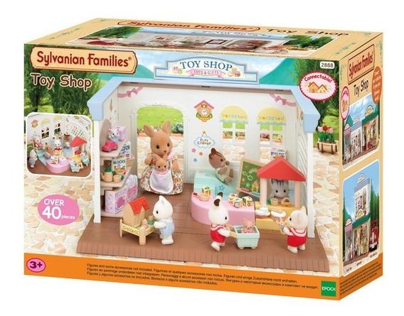 Sylvanian Families - Loja De Brinquedos - Epoch 5050