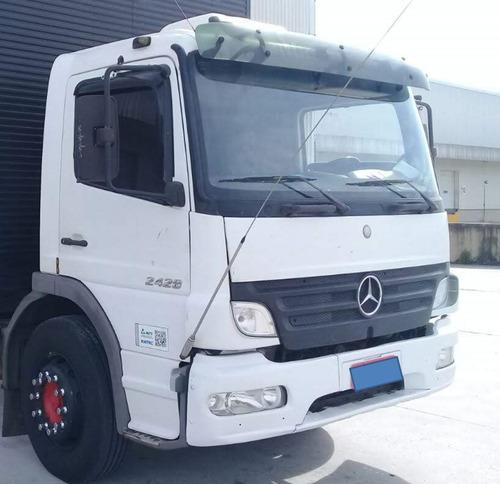 Vende-se M. Benz Atego 2428 Ano 2011 Sider 2020 De 11 Metros
