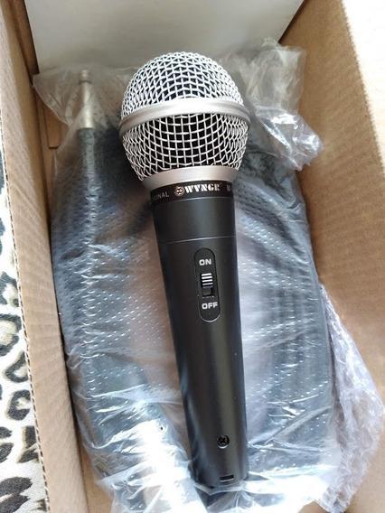 Microfone Profissional Para Igrejas, Bandas, Auditório, Loja