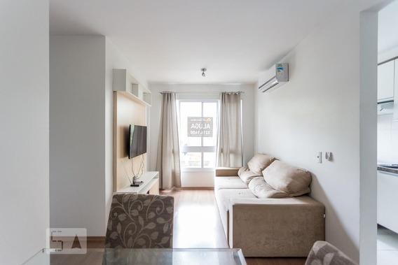 Apartamento No 2º Andar Com 2 Dormitórios E 1 Garagem - Id: 892974765 - 274765